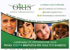 Campagna di prevenzione 2014